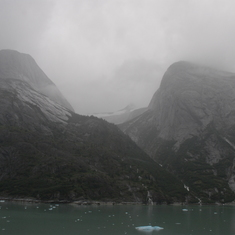 Cruise Tracy Arm Fjord, Alaska - Inside the Fjord