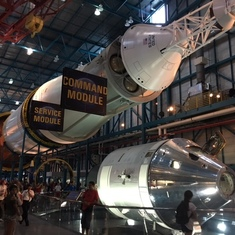 Port Canaveral, Florida - Kennedy Space Center rocket building