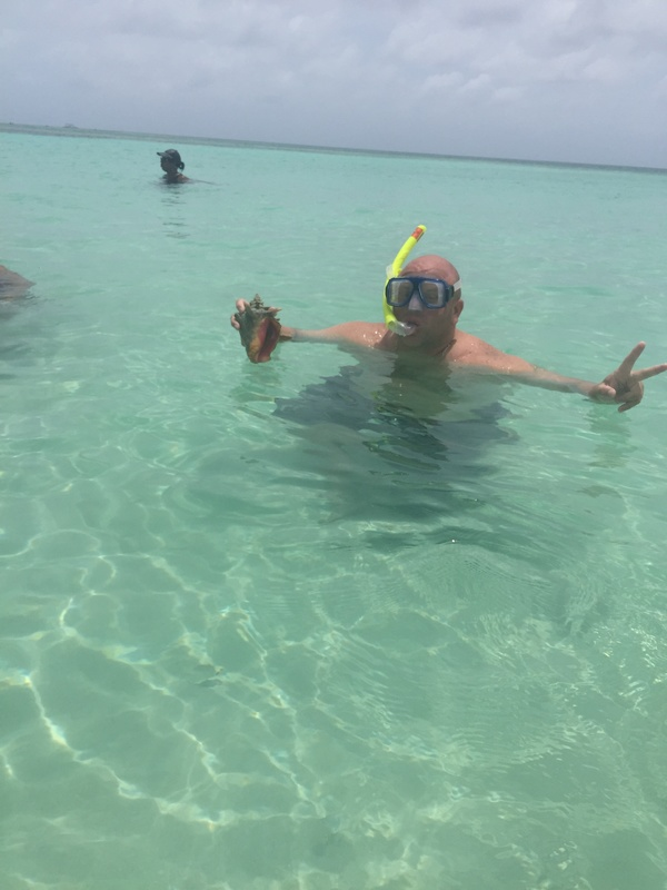 Pillory Beach Grand Turks - Carnival Glory