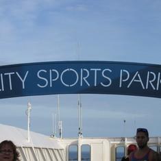 sports area