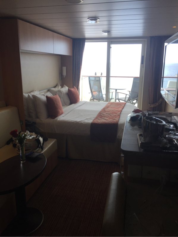 Balcony Cabin 6189 On Celebrity Equinox Category 2d