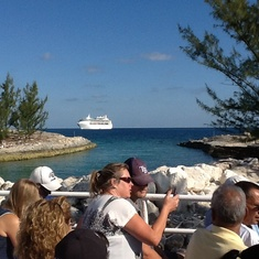 Cococay (Cruiseline's Private Island) - Goin to coco cay