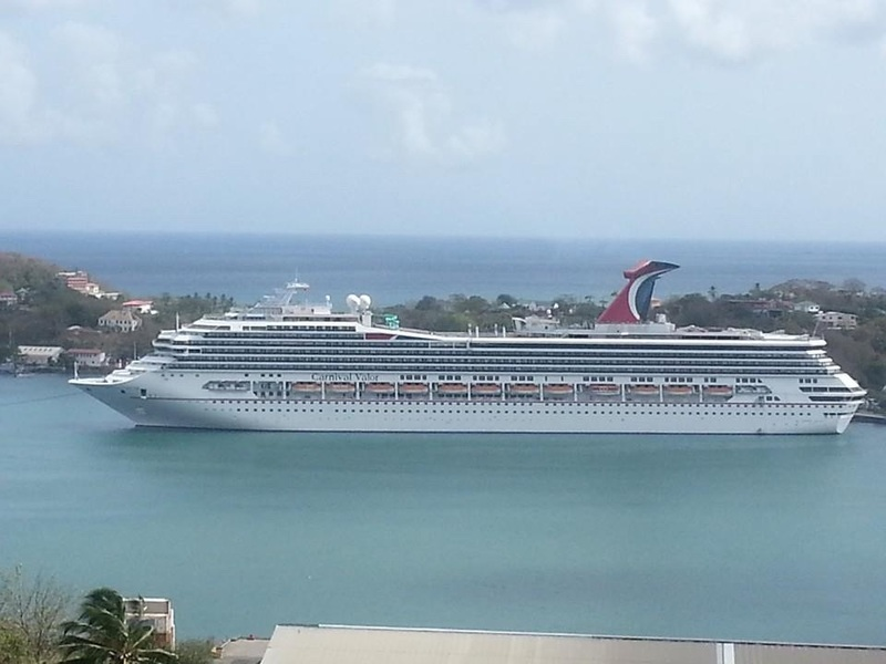 Carnival Valor, Carnival Cruise Lines - April 01, 2014
