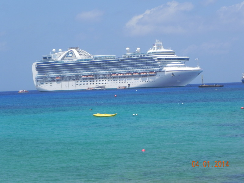 Photo Of Ruby Princess Cruise On Mar 29 2014 Grand