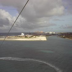Nassau, Bahamas - View From 100m Above the Water #6