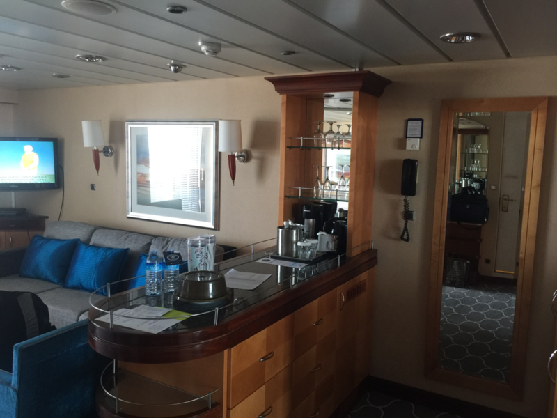 Grand Suite With Balcony Cabin Category Gr Majesty Of