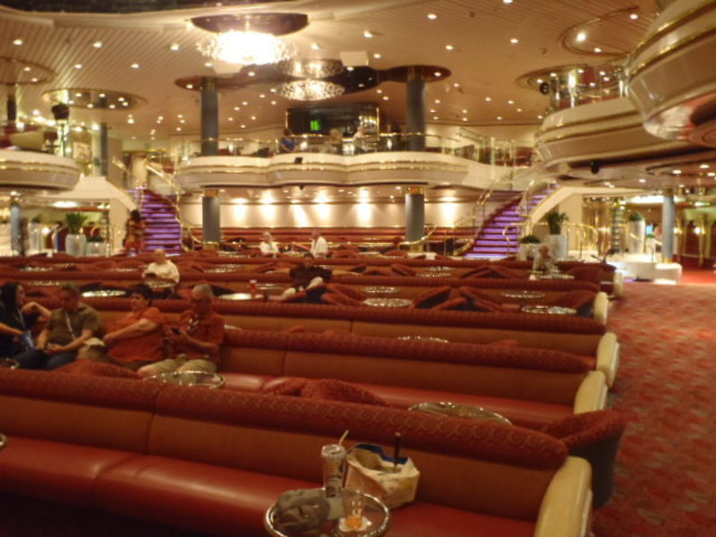 theater - Empress of the Seas