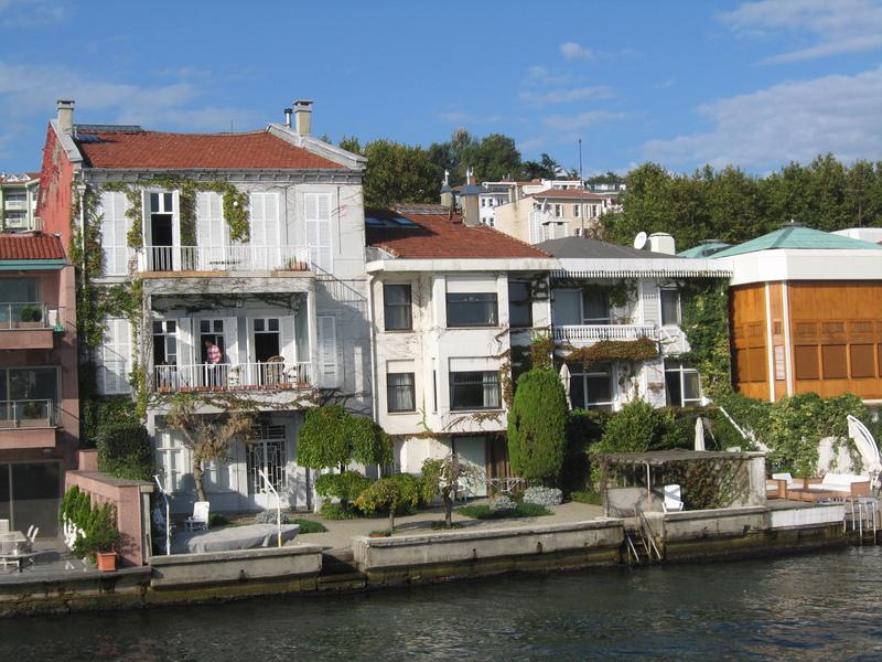 Homes on the Bosphorus--Near Istanbul - Seven Seas Mariner