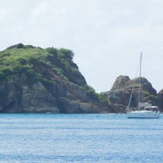 Another part of the British Virgin Islands