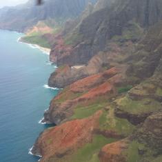 Nawiliwili, Kauai - Kauai helicopter tour