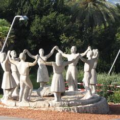 Folk lore--Barcelona