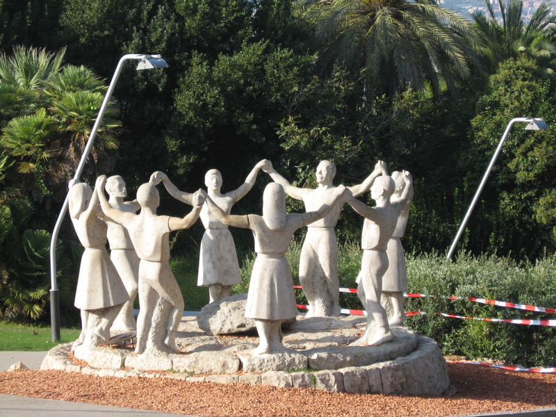 Folk lore--Barcelona - Seven Seas Mariner