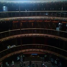 7 story atrium