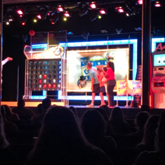 Theater on Carnival Ecstasy