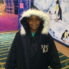 My prince in Magic Ice St.Thomas