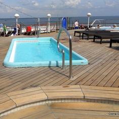 Shallow Pool - The Retreat