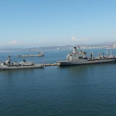 Chilean navy - Valparaiso