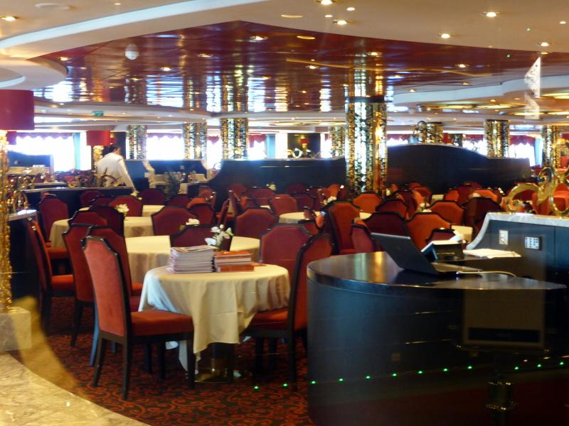 Dining Room - MSC Divina