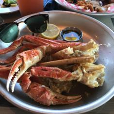 Seafood Shack on Carnival Vista