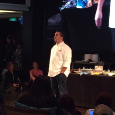 New York, New York - Buddy Valastro demo