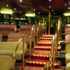 Balcony Showroom at Sea