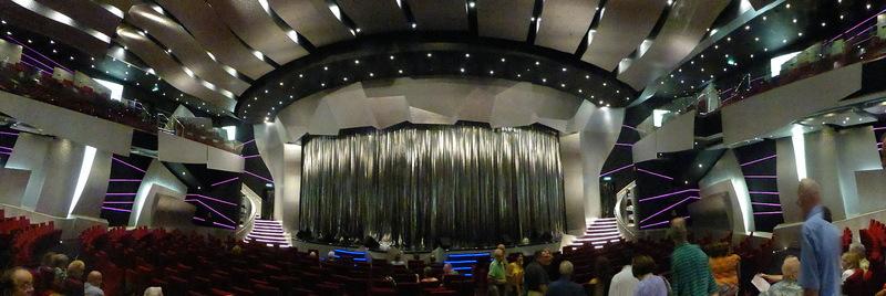 Theater - MSC Divina