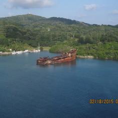 Isla Roatan Hondurus