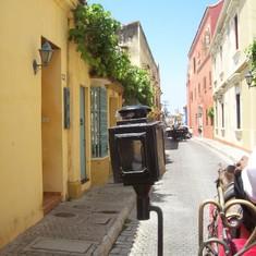 Old city Cartegena