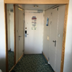 Door to Junior Suite