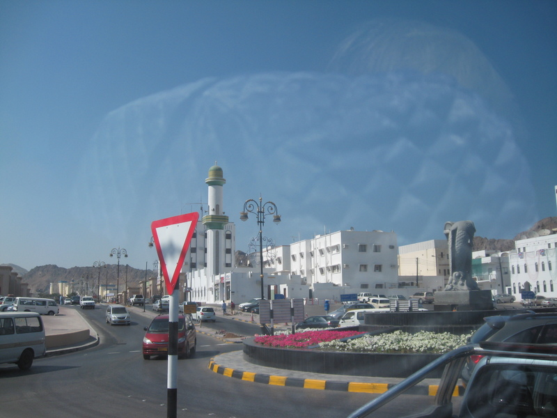 Muscat--Capital of Oman---Cleanest city in the world. - Seven Seas Mariner