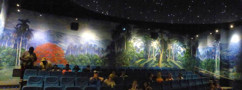 Inside Bacardi Theater - Carnival Liberty