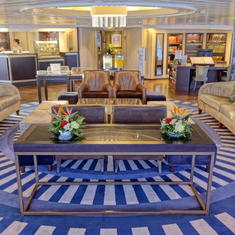 Yacht Club seating area