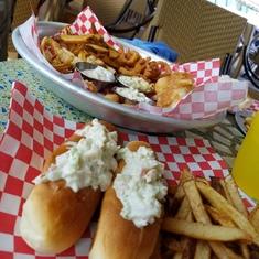 Lobster Rolls - Seafood Corner
