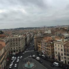 Panoramic Rome