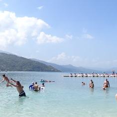 Private Island at Haiti