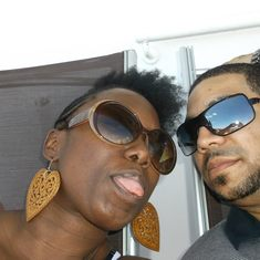 On the Deck being silly