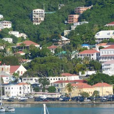 Some nice houses in St. Thomas