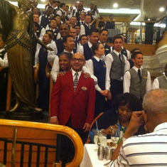 Main Dining Room Staff