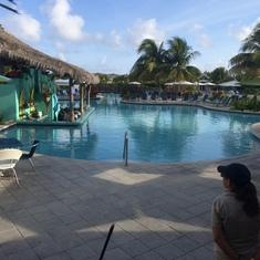 Grand Turk Island - Margaritaville Cafe Grand Turk