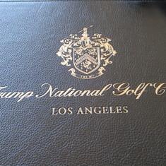 Outstanding restaurant - outstanding menus, outstanding service.