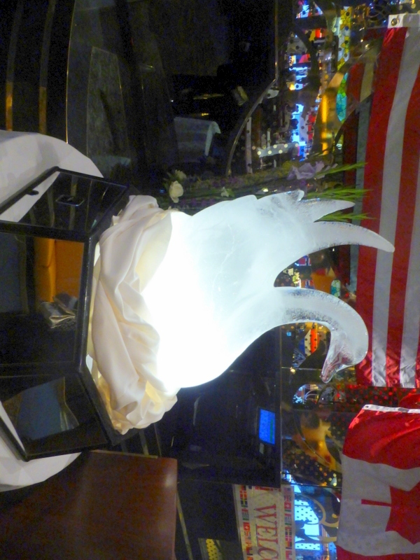 Ice Carving in MDR - Amsterdam