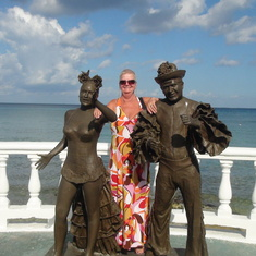 Cozumel with friends