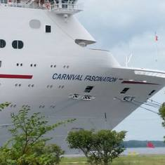 Jacksonville, Florida - Carnival Fascination