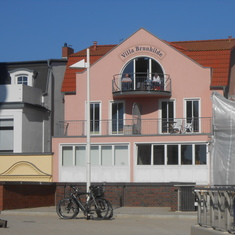 Rostock Burgerhaus.