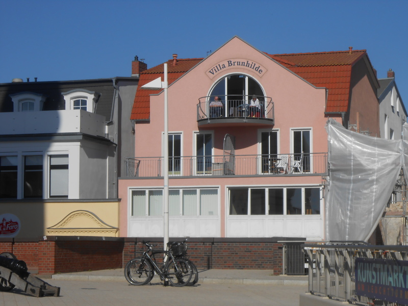 Rostock Burgerhaus. - Emerald Princess
