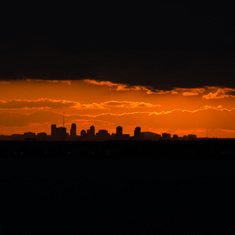 St. Petersburg, FL Sunset