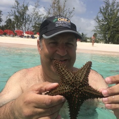 Bridgetown, Barbados - Starfish at Carlisle Bay