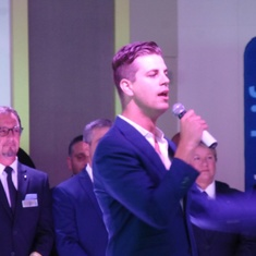 Celebrity Constellation - Cruise Director Maarten