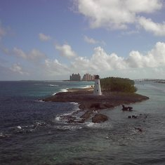 A Lighthouse in Nassau #1