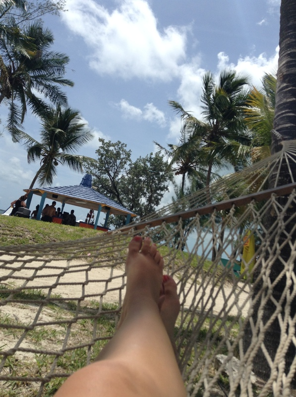 Relaxation at Coco Cay - Enchantment of the Seas